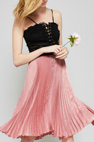 Promesa Accordian Pleated Skirt