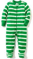 Old Navy Micro Fleece Footed Sleeper for Baby