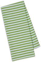 DESIGN IMPORTS Design Imports Lime Stripe Set of 4 Kitchen Towels