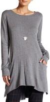 Luma Long Sleeve Sweater Tunic