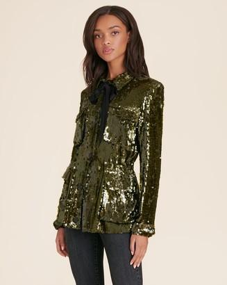 Veronica Beard Oriana Sequin Jacket