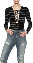 Cotton Candy Striped Bodysuit