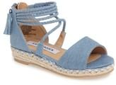 Steve Madden Girl's Wrkwrk Sandal