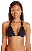 Melissa Odabash Women's Hawaii Halter-Neck Bikini Top