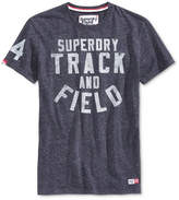 Superdry Men's Trackster Graphic-Print T-Shirt