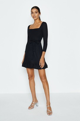 Coast Jersey Flippy Hem Dress