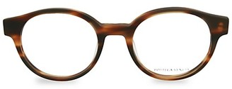 Bottega Veneta 49MM Round Core Optical Glasses