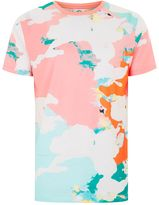 Hype Pastel Camouflage 'trend' T-shirt*
