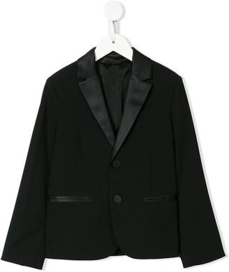 Emporio Armani Kids TEEN two-piece tuxedo suit