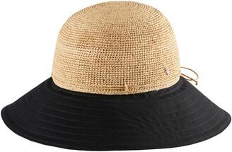 Helen Kaminski Kalola Foldable Raffia Hat