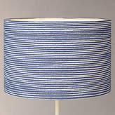 John Lewis Coastal Cleystripe Shade