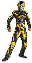 Disguise Transformers Bumblebee Classic Muscle Dress-Up Set - Kids