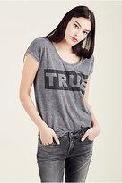 True Religion True Womens Tee