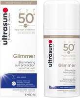 Ultrasun Ultra Sun 50+SPF Glimmer 100ML