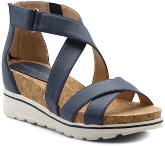 Adrienne Vittadini Chita Strappy Sandal