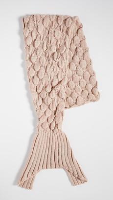 Shopbop @Home Mermaid Blanket