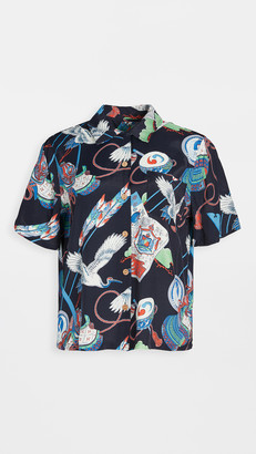 RE/DONE 50s Hawaiian Shirt