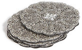 Marks and Spencer Set of 4 Beaded Coaster