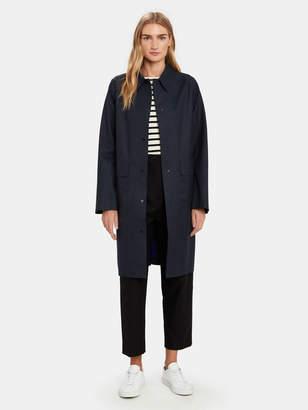 Norse Projects Felicia Wool Rain Coat