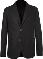 Barena - Black Slim-fit Unstructured Wool-blend Blazer