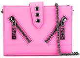 Kenzo 'Kalifornia' chain wallet - women - Calf Leather - One Size