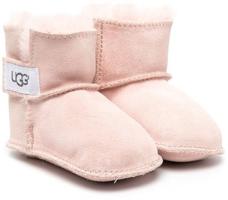 Ugg Kids Shearling Lined Ankle Boots