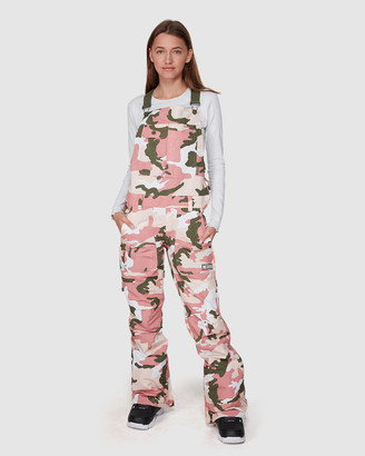 DC Womens Collective Snow Bib Pant