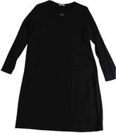 Masscob Black Dress for Women