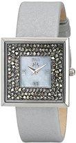 Jivago Women's JV7410 Brillance-S Analog Display Quartz Pink Watch