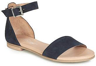Betty London JIKOTIRE women's Sandals in Blue