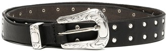DEPARTMENT 5 Studded Leather Belt