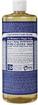 Dr. Bronner's Dr. Bronners Peppermint 32oz. Castile Soap (2 Pack)