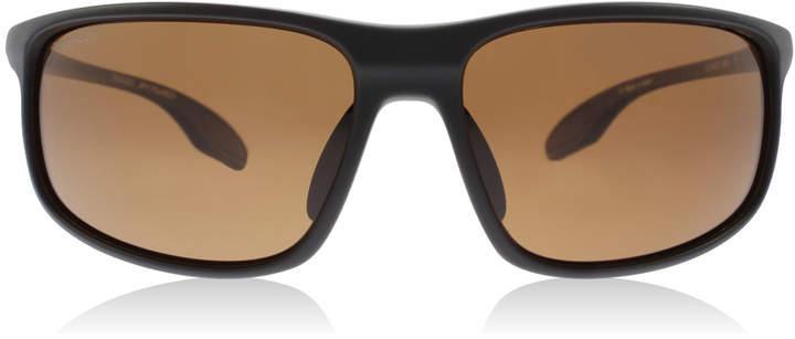 Serengeti Levanzo Sunglasses Dark Rootbeer Dark Rootbeer Polariserade 61mm