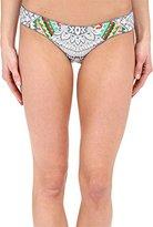 Rip Curl Women's Mayan Sun Printed Hipster Bikini Bottom