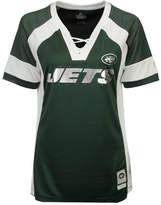 Majestic Women's New York Jets Draft Me T-Shirt