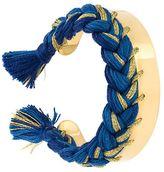 Aurelie Bidermann braided cuff bracelet