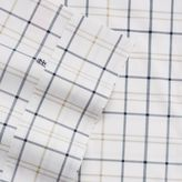 Izod Windowpane Plaid Pillowcase - Standard
