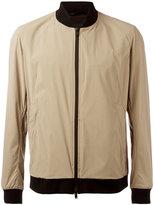Theory bomber jacket - men - Nylon/Polyester/Spandex/Elastane - L