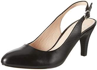 Caprice Women's 29606 Wedge Heels Sandals, (Black Nappa)