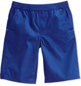 Epic Threads Little Boys' Check-Print Shorts, Only at Macy's