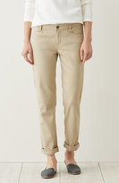 J. Jill Slim Boyfriend Jeans In Color