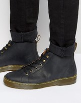 Dr Martens 6 Eye Leather Boots