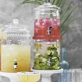 Williams-Sonoma Williams Sonoma Double Glass Beverage Dispenser
