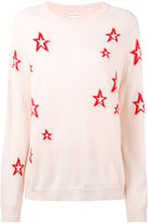 Chinti and Parker star sweater - women - Cashmere - XS