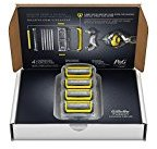 Gillette Fusion ProShield Men's Razor Blade Refills, 4 Count