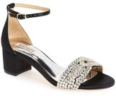 Badgley Mischka Women's Triana Block Heel Pump