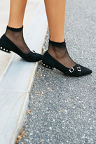 Jeffrey Campbell + Free People Womens SET IN STONE FLAT