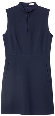 Tibi Bond Stretch Knit Sheath Dress