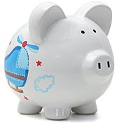 Child to Cherish Piggy Bank, Helicopter