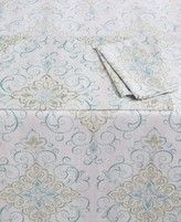 "Lenox French Perle Charm Collection 70"" Round Tablecloth"